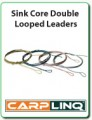 Carp Linq SINK Core Double Looped LeaderS