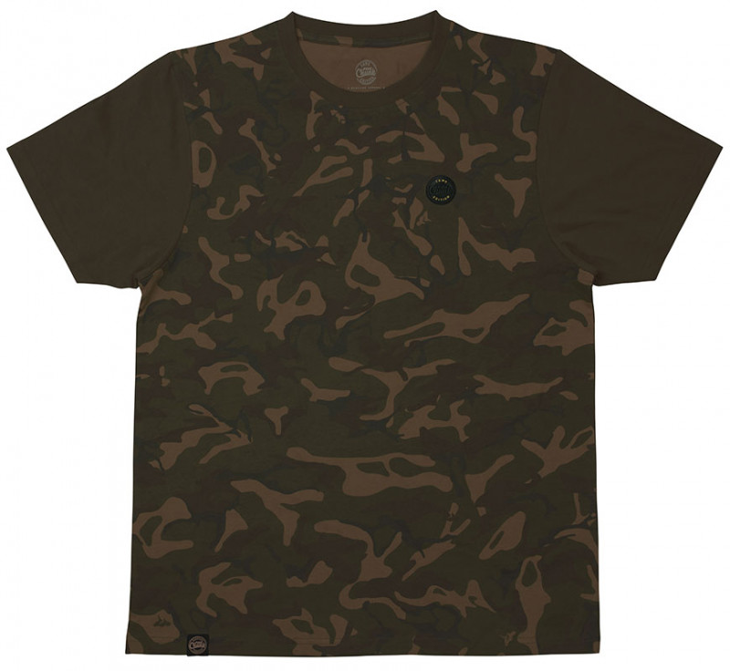 5ed3a697e1 Fox Dark Camo Khaki Edition T-shirt - Tričká Fox ...