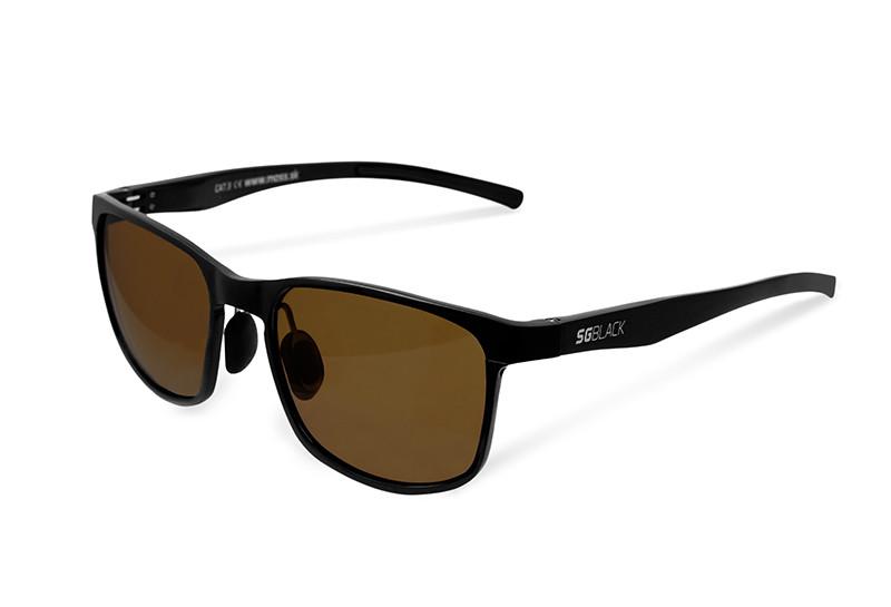 Fotochromatické okuliare Delphin SG BLACK hnedé sklá - Slnečné ... fe18b9969c6