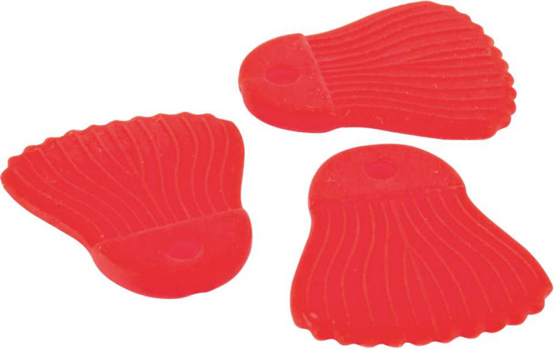 Fox Rage Bait Fins Red