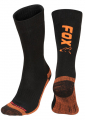 Fox Black/Orange Thermolite Long Socks
