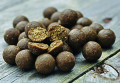boilies Dynamite Baits Hot Fish & GLM 26mm S/L 350g