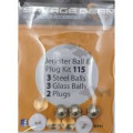 nástraha SAVAGE GEAR  3D Roach Jerkster Ball & Plug Kit