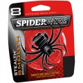 šnúra Spiderwire Stealth Smooth 8 / red - červená 150m