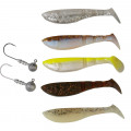 nástraha SAVAGE GEAR   Pro 4Play Shad Kit