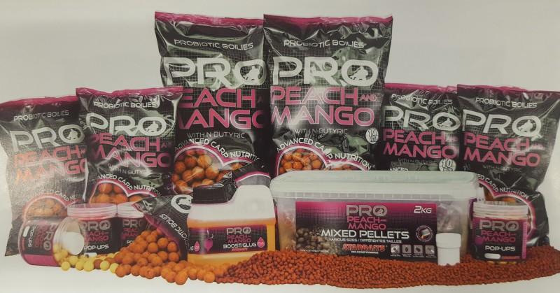 d65eafa0b4 Fotogaléria k produktu boilies Starbaits Probio Peach   Mango 1 - 2